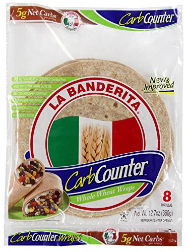La Banderita Carb Counter 8