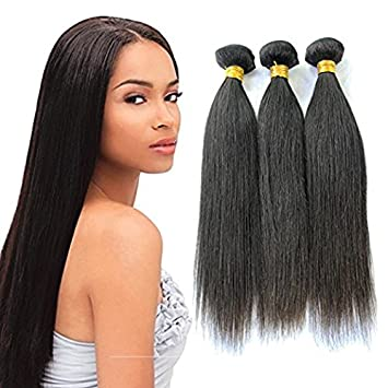 Sexy Girl Hair 32 32inch Brazilian Straight Weft 3bundles 100 Real Unprocessed Virgin