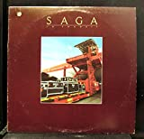 Saga - In Transit - Lp Vinyl Record