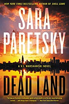 Dead Land 0062435922 Book Cover