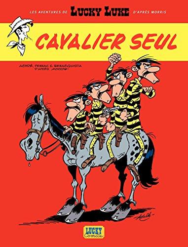 Les Aventures De Lucky Luke D'après Morris - Tome 5 - Cavalier Seul French Edition