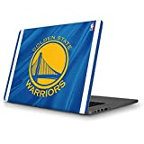 Skinit NBA Golden State Warriors MacBook Pro 13 (2013-15 Retina Display) Skin - Golden State Warriors Jersey Design - Ultra Thin, Lightweight Vinyl Decal Protection