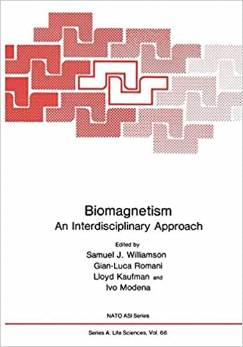 Biomagnetism. An Interdisciplinary Approach. (Nato a S I Series Series a, Life Sciences)