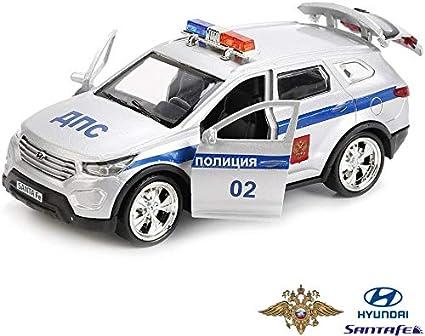 Lada Vesta Sport Diecast Metal Model Car Russian Toy Die-cast Cars