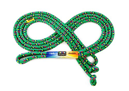 Price comparison product image Green Confetti 16' Jump Rope