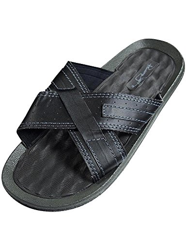 Panama Jack - Mens Sandaal Zwart