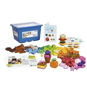 LEGO Education DUPLO Café Plus 6056668 - 51KWf7Y9NKL - Café Plus Set for Patterning and Early Math by LEGO Education DUPLO