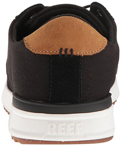 Reef, Sneaker uomo Black