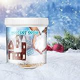Instant Snow Powder – Makes 5 Gallon Fake Snow