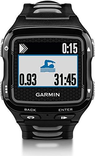 Garmin Forerunner 920XT HRM - Reloj GPS con pulsómetro, Color Azul y Plateado: Amazon.es: Deportes y aire libre