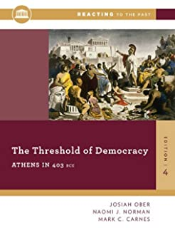 Greenwich village 1913 suffrage labor and the new woman the threshold of democracy athens in 403 bc fourth edition reacting to fandeluxe