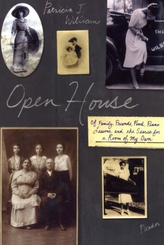 Open House: Of Family, Friends, Food, Piano Lessons, and the Search for a Room of My Own