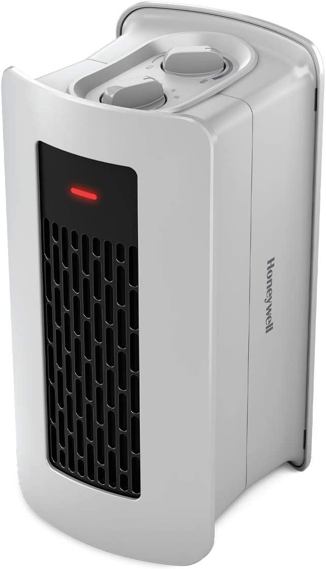 Honeywell Home Two Position Heater, Gray