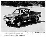 1984 Toyota SR5 Pickup Truck Photo Poster