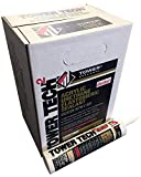 Tower Sealants TS-00215 10.1 fl-Ounce Tower Tech 2 Acrylic Urethane Sealant, White - Pack of 12