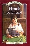 Hannah of Fairfield, Jean Van Leeuwen, 0803723350