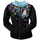 Old Glory Hannah Montana - Girls Stars Youth Hoodie