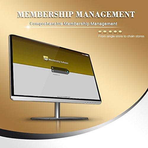 Gicater Membership Management Software for Restaurant Bar Beauty Salon Gym Cinema Store Auto Service Member Card VIP (Software Restaurant compare prices)