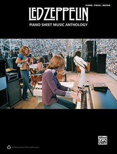 Led Zeppelin -- Piano Sheet Music Anthology: ()