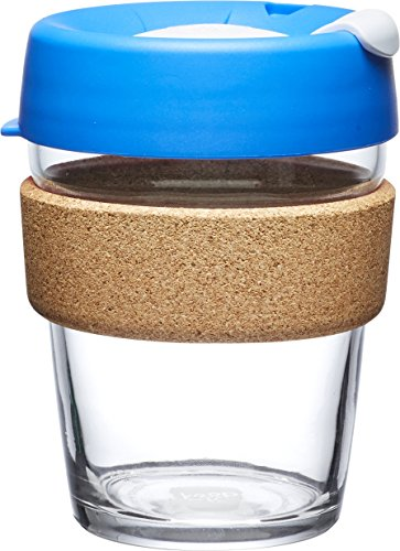 KeepCup Brew Glass Reusable Coffee Cup, 12 oz, Morning Star Morning 12 Oz Coffee Mug