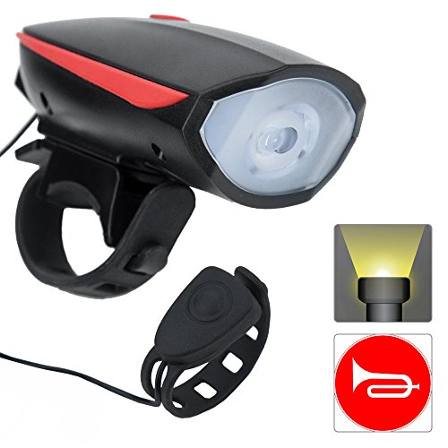 99 Conversion Set (Frog LED Bickcle bike Head Set Front Light Silicone Waterproof Resistant Headlight Taillight (black))