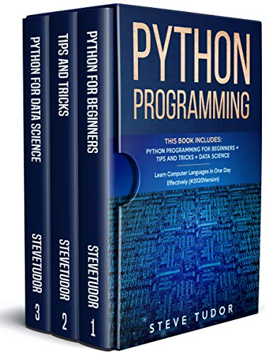 Python Programming: This Book Includes:  Python Programming For Beginners +