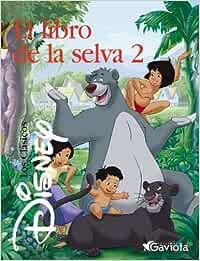 El Libro de la selva 2 (Clásicos Disney): Amazon.es: Walt
