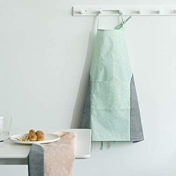 Amazon.com: Adjustable Cooking Aprons for Women with ...