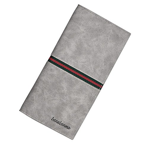 Axiba Mans Vintage Geldbörse Anzug Tasche Multikarte Slim Wallet Card Tasche A btsfkzTZk