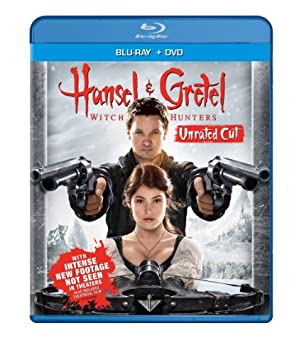 Hansel & Gretel: Witch Hunters (Unrated Cut) (Blu-ray / DVD ) / Blu-ray