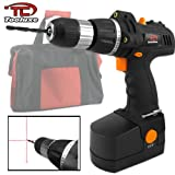 Tooluxe 24 Volt Cordless Drill with Laser Guide