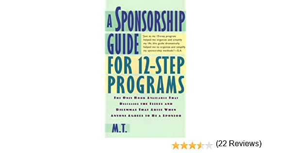 Workbook aa 4th step worksheets : A Sponsorship Guide for 12-Step Programs - Kindle edition by M. T. ...
