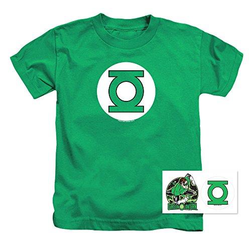 Toddler Green Lantern Logo T Shirt (3T)