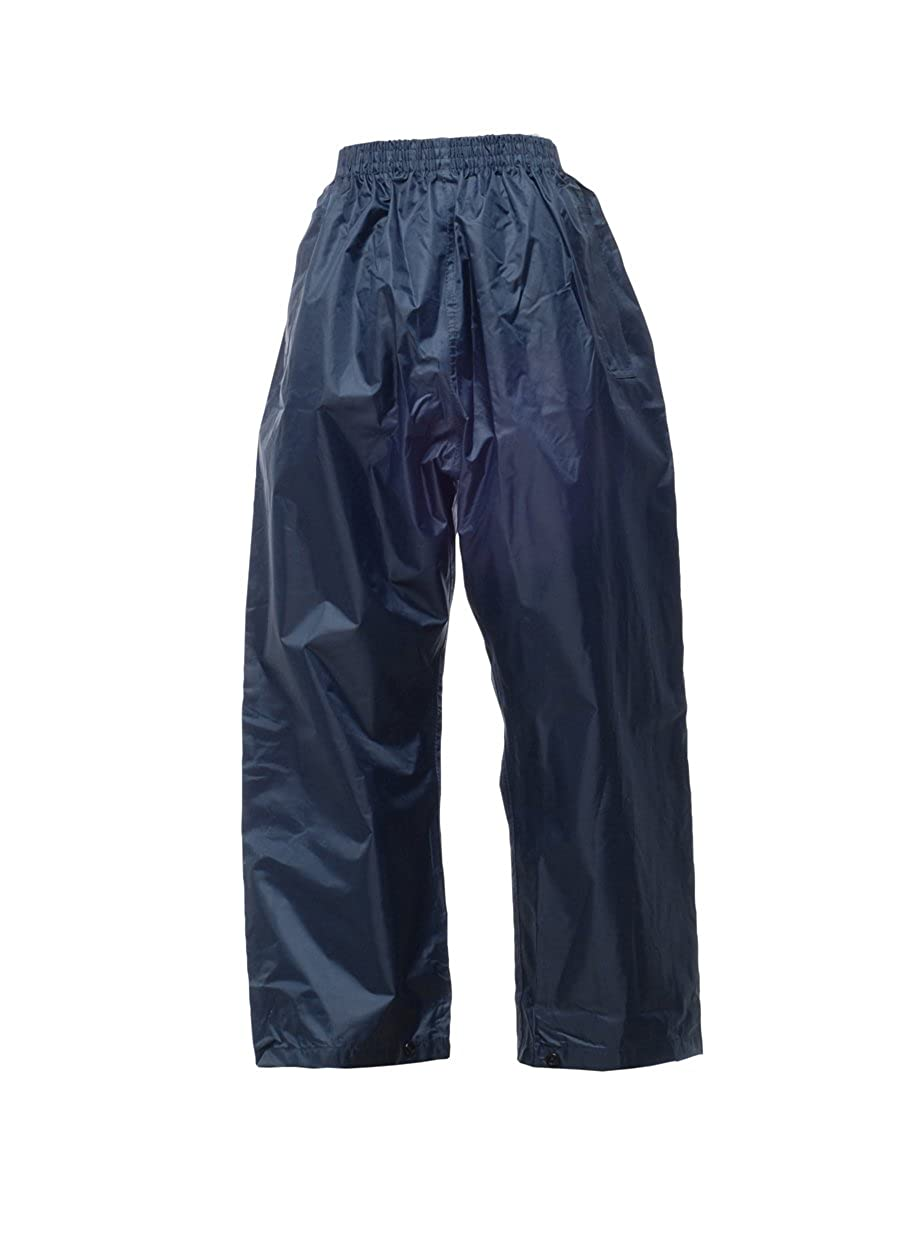Regatta Kid's stormbreak over trousers 2yrs Navy