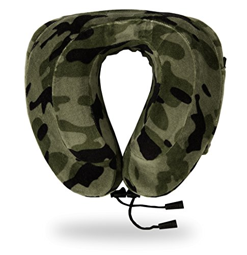 Cabeau Evolution Memory Foam Travel Neck Pillow The Best Travel Pillow With 360 Head Neck And