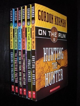 On the Run Complete Set, Books 1-6: Chasing the Falconers; The Fugitive Factor; Now You See Them, Now You Don