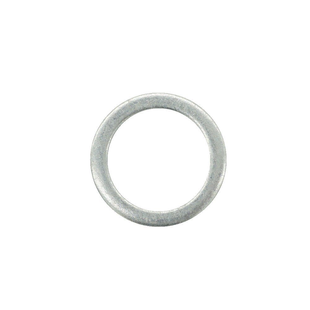 M18 Aluminum Oil Drain Plug Gasket Crush Washers for Volvo 850 960 C30 C70 S40 S60 S70 S80 S90 V40 V50 V60 V70 V90 XC60 XC70 XC90, Replacement for the Part # 977751, Used for Oil Change, 10 Pack Waylin