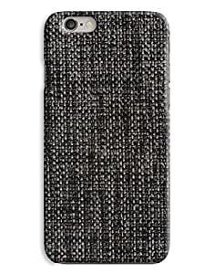 Smart Black Tweed Blazer Stylish Mens Fashion iPhone 6 Plus Hard Case Cover BY supermalls