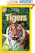 #7: National Geographic Readers: Tigers