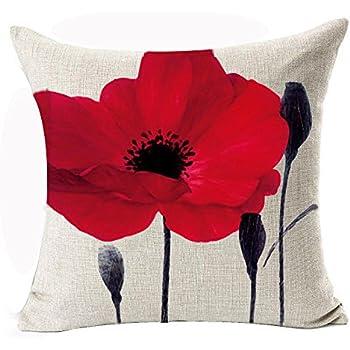 Poppy Decorative Pillows