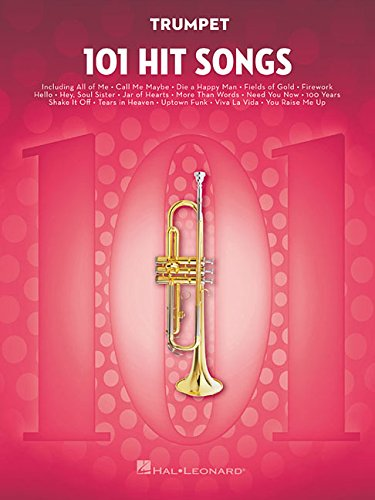 101 Hit Songs: for Trumpet