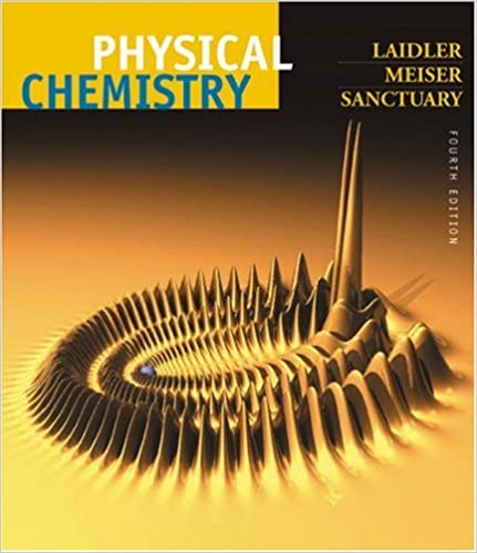 Physical chemistry keith j laidler john h meiser bryan c physical chemistry 4th edition fandeluxe Image collections