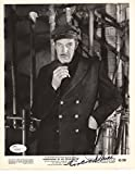 VINCENT PRICE VINTAGE HAND SIGNED 8x10 PHOTO AWESOME+VERY RARE JSA Cer