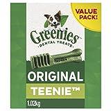 GREENIES Original TEENIE Halloween Dental Dog Treats, 36 oz. Pack