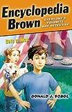 Encyclopedia Brown Gets His Man by Sobol Donald J. (2007-09-06) Paperback