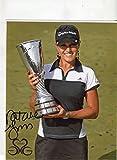 * NATALIE GULBIS * gorgeous signed 8x10 photo LPGA