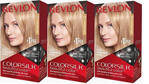 Revlon Colorsilk Beautiful Color, ChampagneBlonde, 3 - Champagne 8.5a