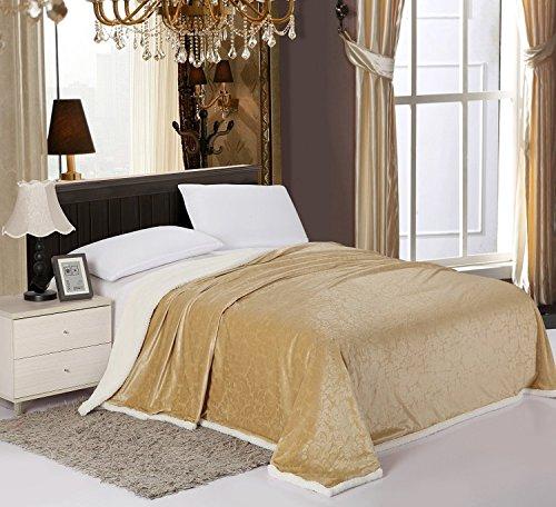 Elegant Comfort® Micro-Sherpa Ultra Plush LUXURY Beautiful