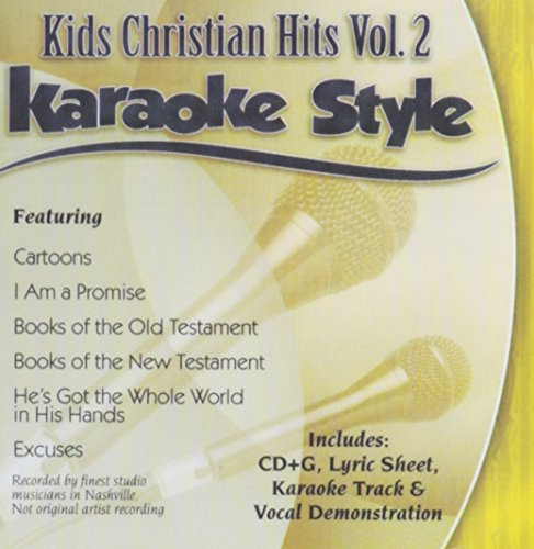 Daywind Karaoke Style: Kids Christian Hits, Vol. 2 by Daywind
