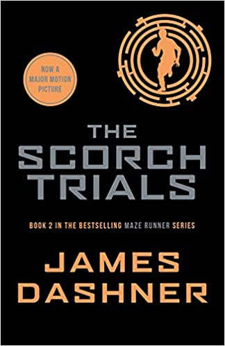Book The Scorch Trials: 2/3 (Maze Runner Series)